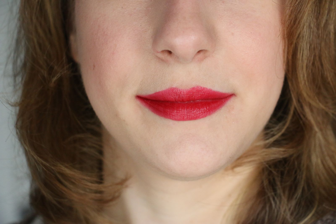 Rouge scandal Yves Saint Laurent : j'en suis red dingue !