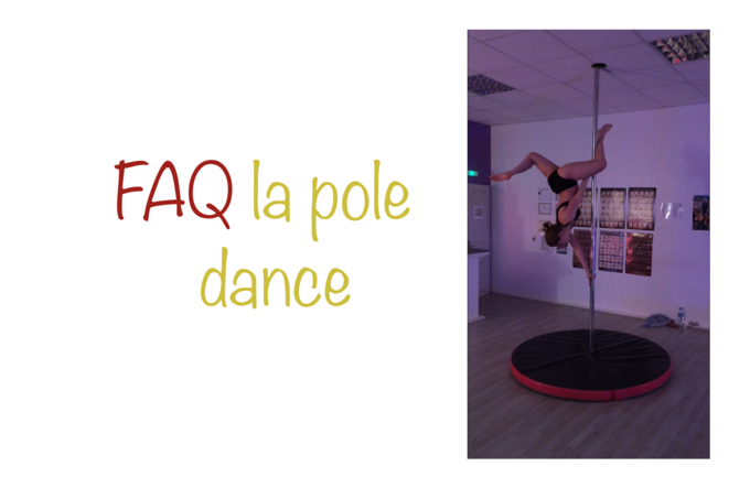 FAQ la pole dance