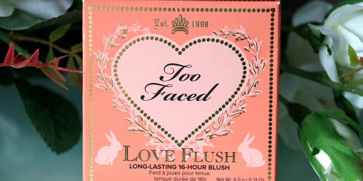 Too Faced Love Flush Blush