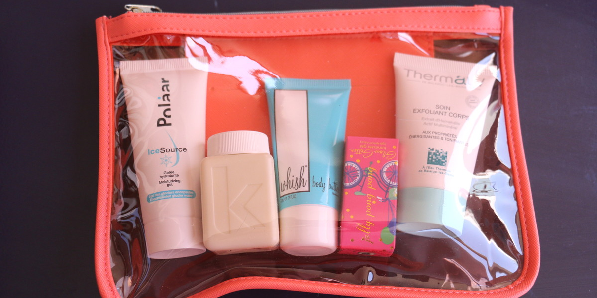 Birchbox de juin 2015 : Splash