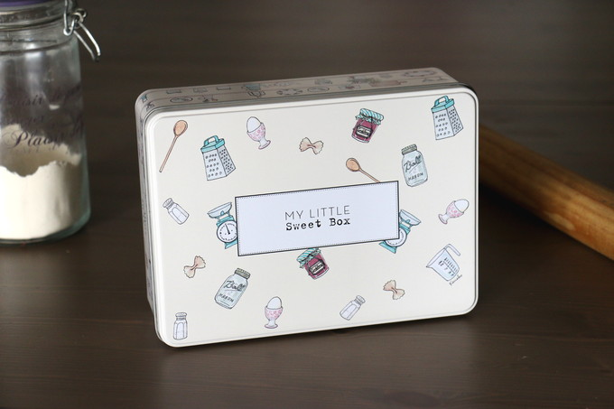 My Little Sweet Box Novembre 2015