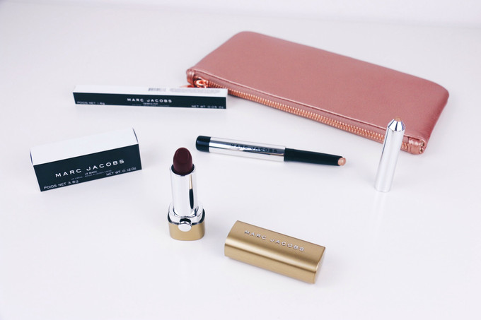 Ma nouvelle addiction pour Marc Jacobs Beauty !