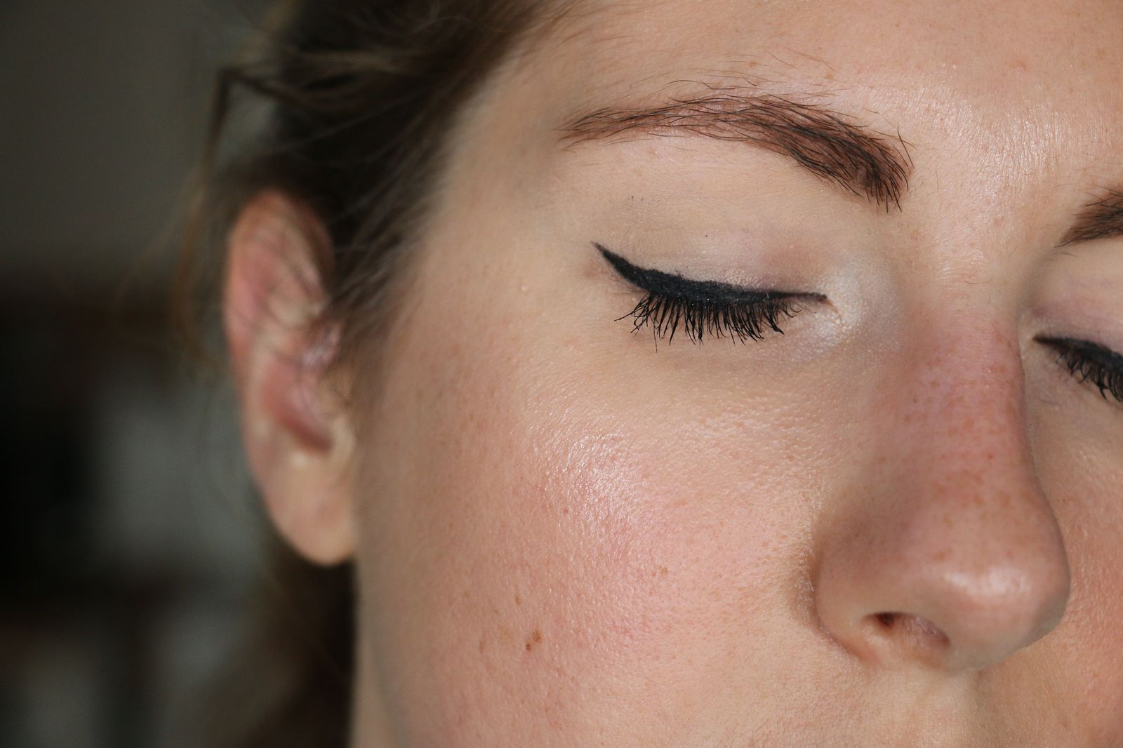 Test They're real push-up liner de chez Benefit