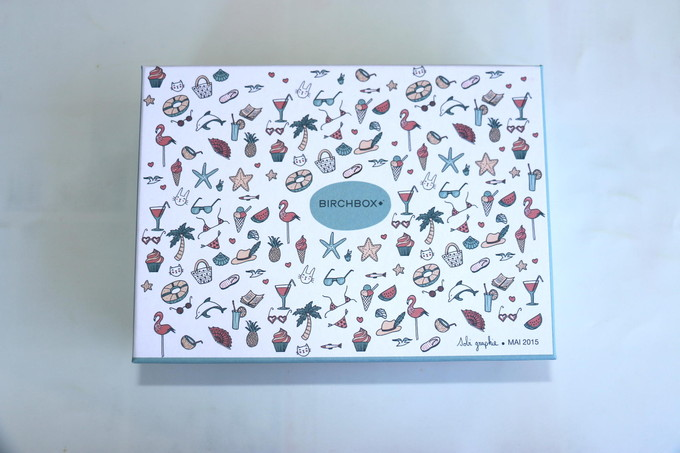 Birchbox de mai 2015 : French Riviera