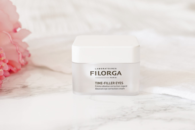Test & avis | Time filler eyes de Filorga
