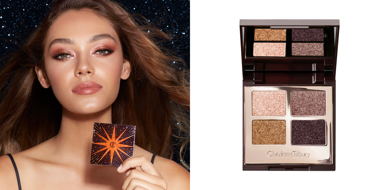 Collection maquillage de Noël 2019 | Charlotte Tilbury / Holiday collection