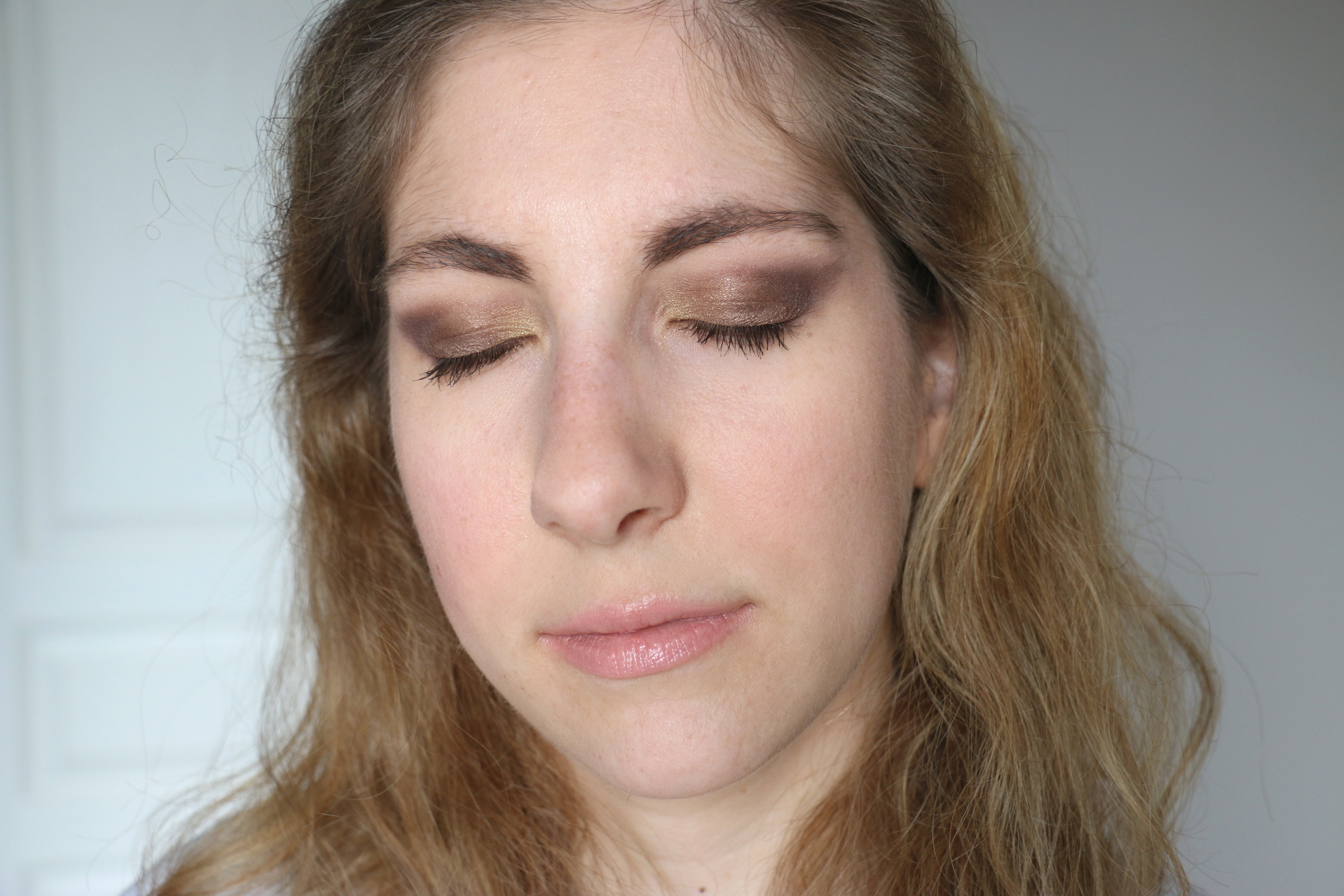 Golden Brown | Monday Shadow Challenge