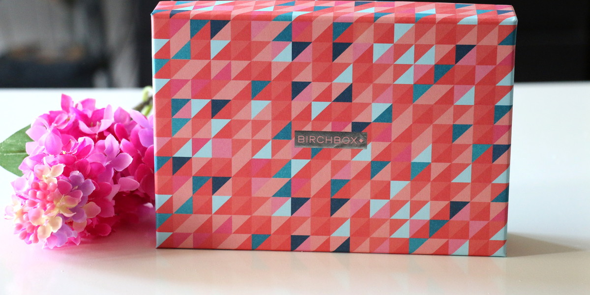Birchbox d'Octobre : Beauty and the Best !