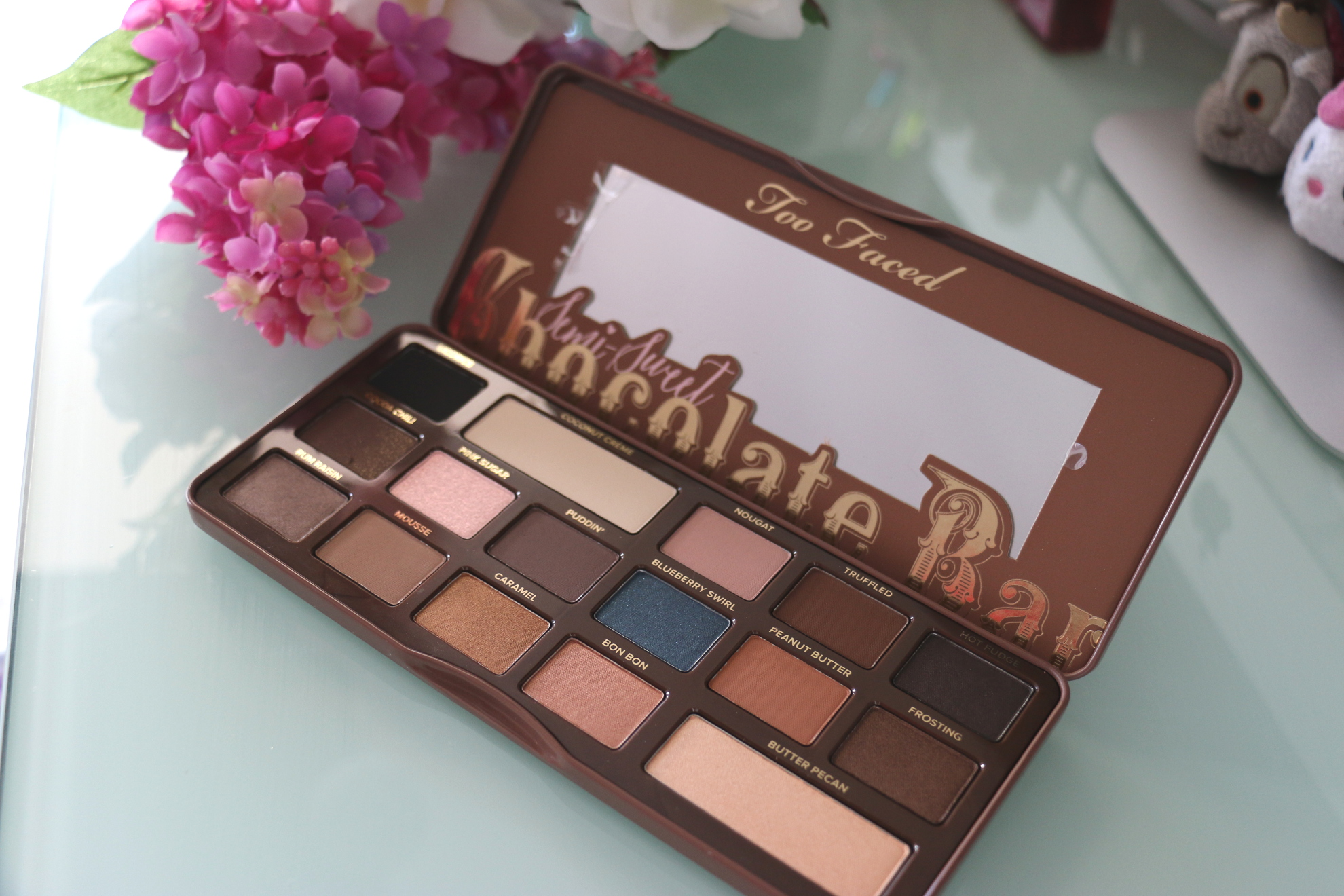 Semi-Sweet Chocolate Bar, Too Faced