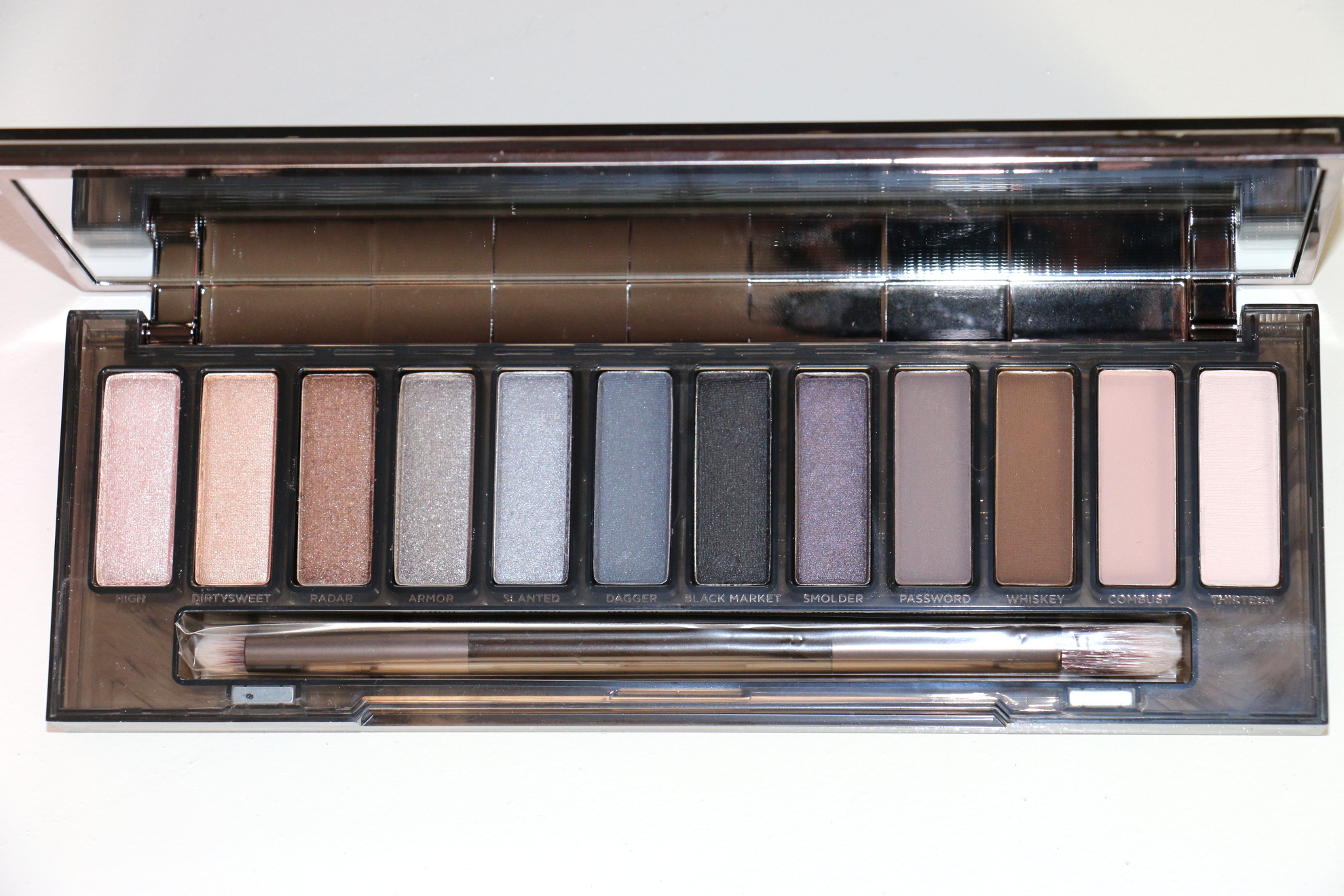 Revue - Naked Smoky d'Urban Decay !