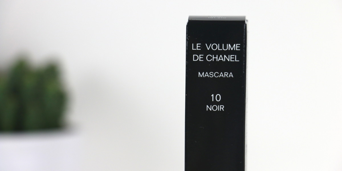 Le mascara Volume de Chanel, top ou flop ?