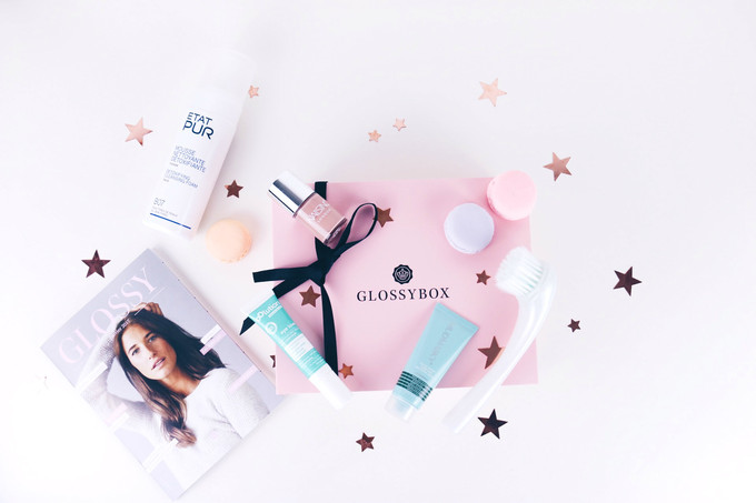 La Glossybox de Janvier 2017 | Simply Beautiful !