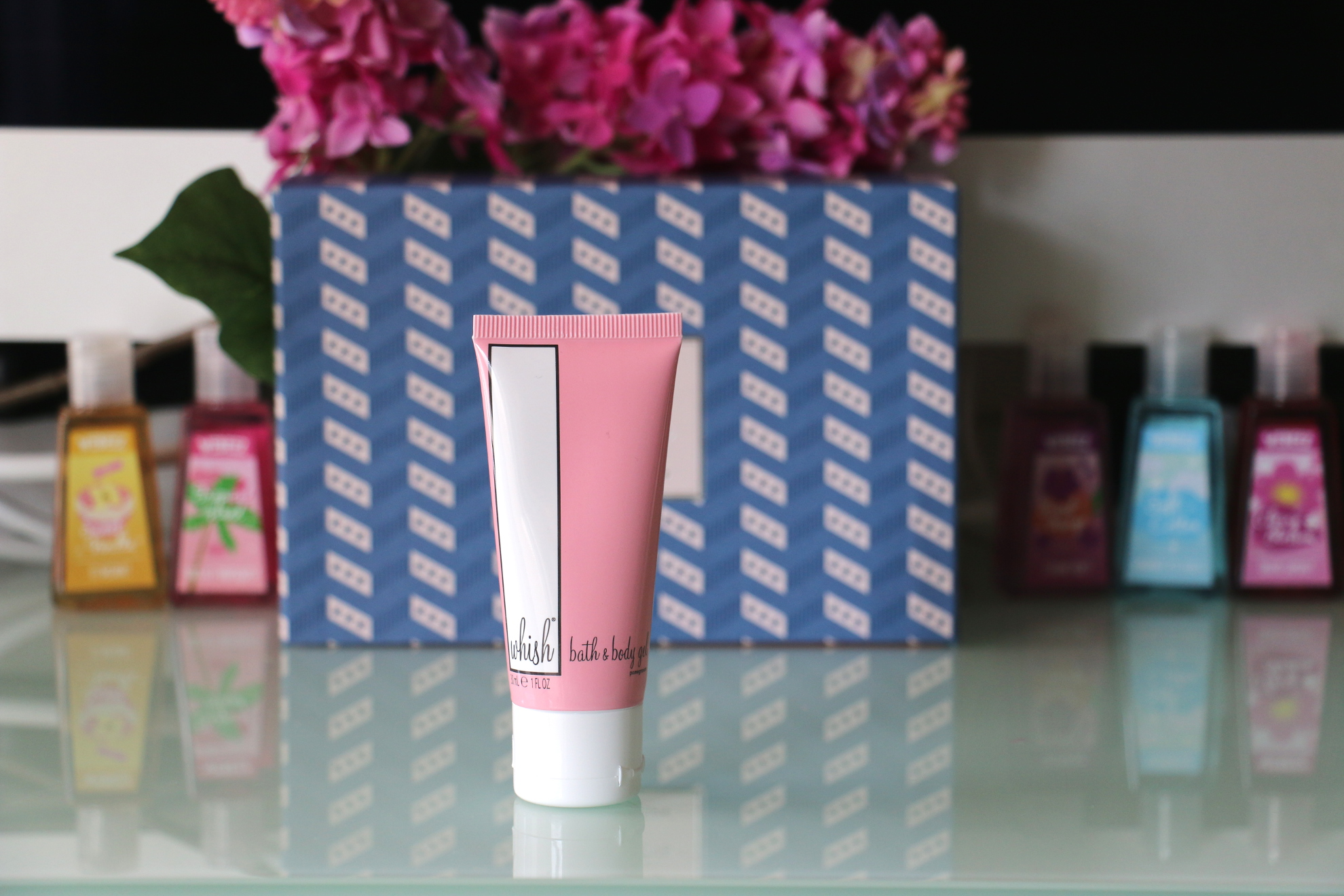 Birchbox de Septembre 2015 : From US with Love !