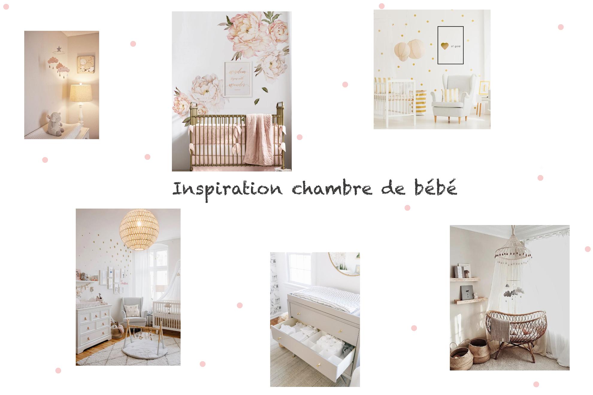 Inspiration chambre de b b delphine cosmetic diary - Inspiration chambre bebe ...
